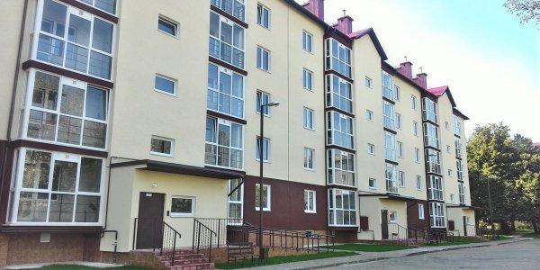Дом по ул. Тихомирова - ул. Токарева